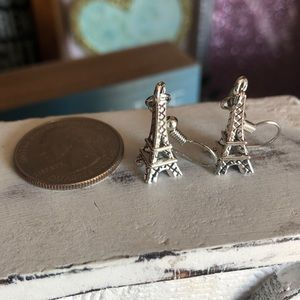 Jewelry - Eiffel Tower Dangle Earrings